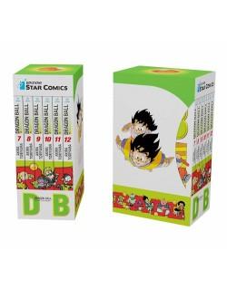 DRAGONBALL EVERGREEN COLLECTION BOX 2 (DI 7)  (vol.7-12)