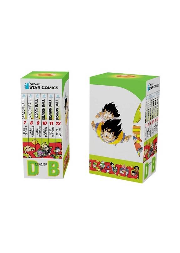 DRAGONBALL EVERGREEN COLLECTION N.1-6 BOX  (DI 7)