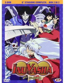 INUYASHA STAGIONE 6-BOX 2