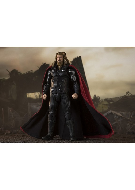 AVENGERS ENDGAME THOR FINAL BATTLE  S.H.FIGUARTS