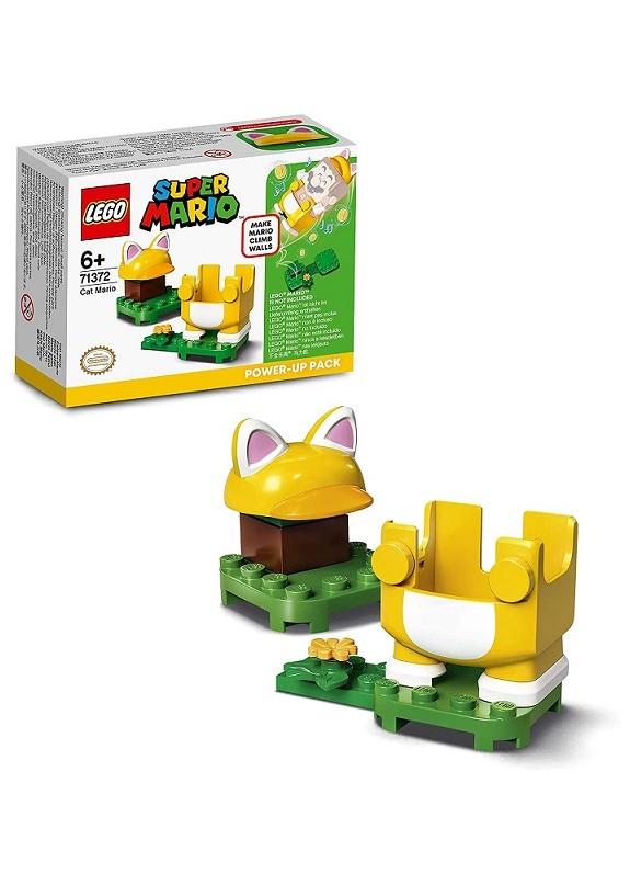 LEGO SUPER MARIO CAT MARIO 71372
