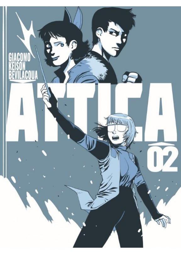 ATTICA N.2 (DI 6)