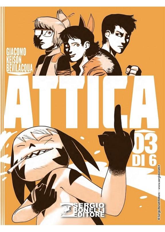ATTICA N.3 (DI 6)