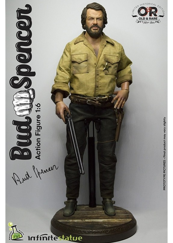 BUD SPENCER 1:6 ACTION FIGURE