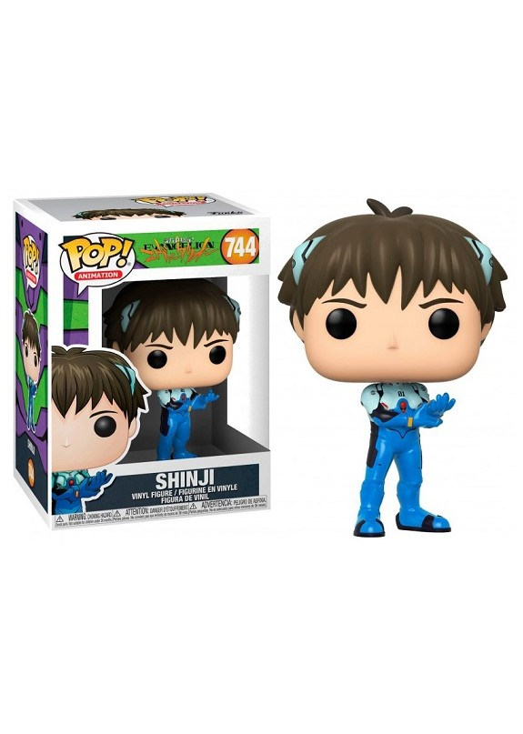 EVANGELION SHINJI  FUNKO POP #744