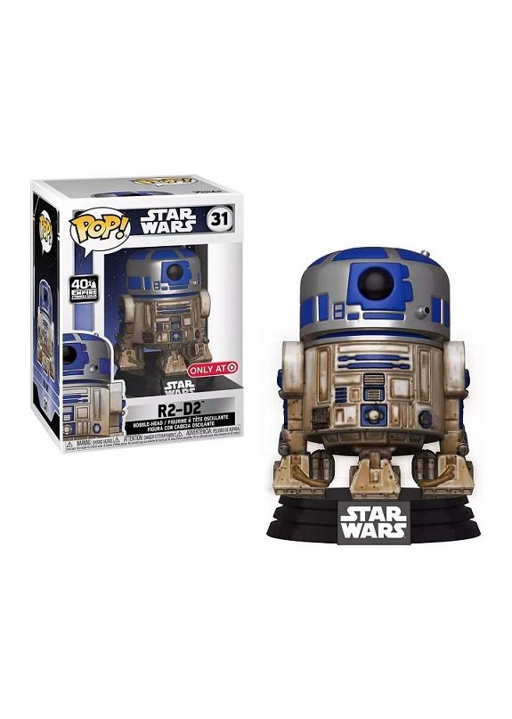 STAR WARS R2-D2 FUNKO POP #31