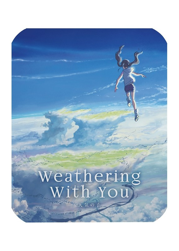 Weathering With You (Steelbook) (Blu-Ray+Dvd)