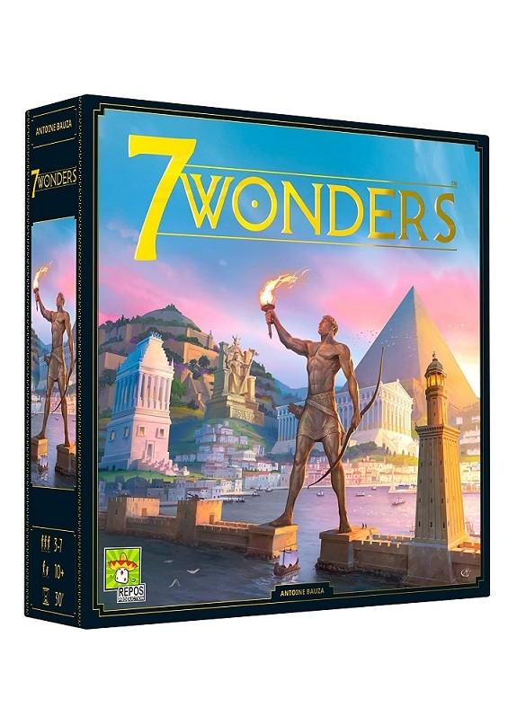 7 WONDER (GIOCO BASE NUOVA EDIZIONE)