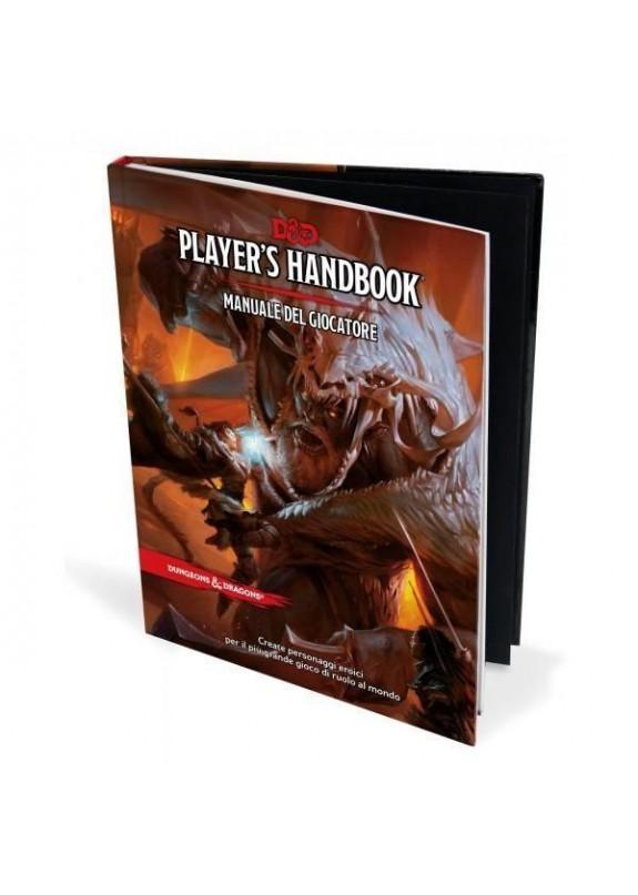 DUNGEONS & DRAGONS 5a Edizione - MANUALE DEL GIOCATORE