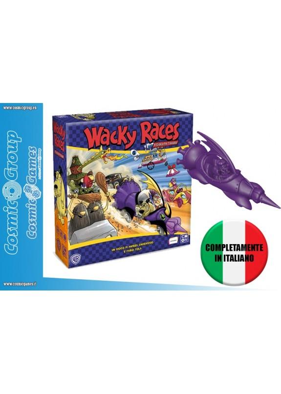 WACKY RACES - IL GIOCO DA TAVOLO