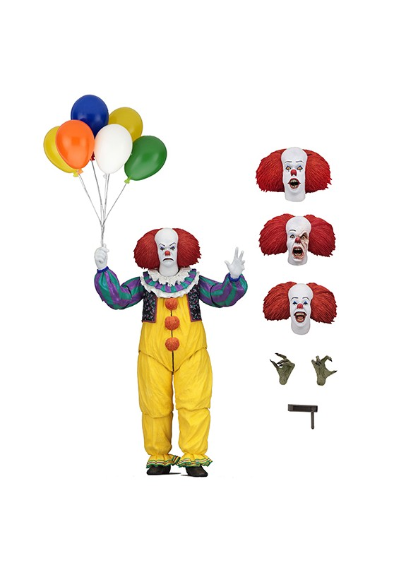 IT ULTIMATE PENNYWISE 1990 MINISERIES AF