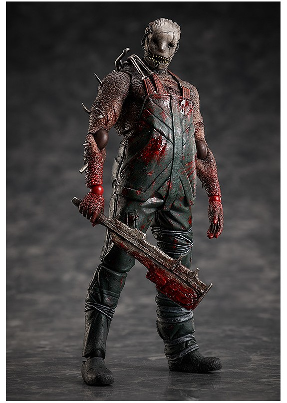 DEAD BY DAYLIGHT THE TRAPPER FIGMA AF