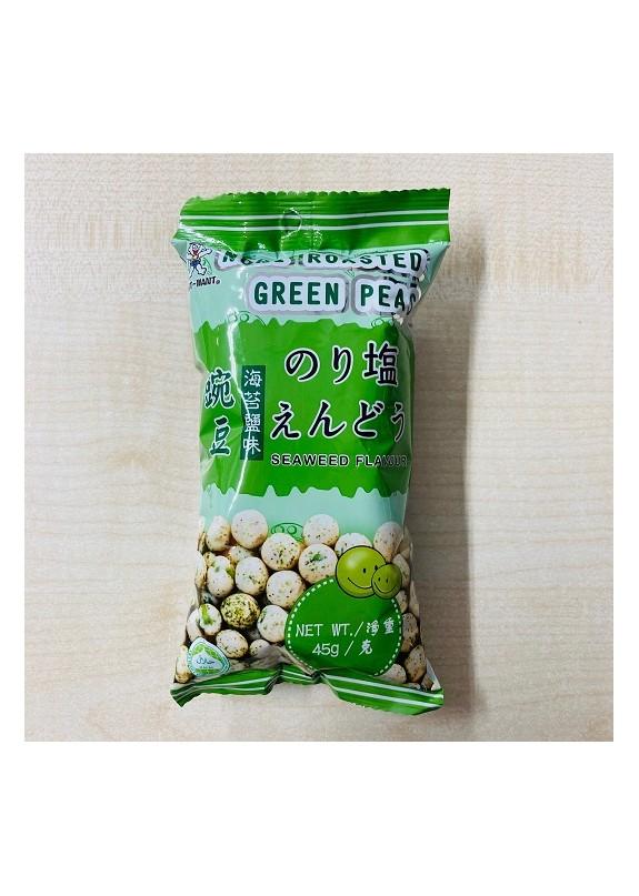 NORI ROASTED GREEN PEAS