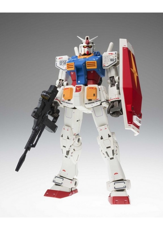 GUNDAM FIX FIGURATION GUNDAM RX-78-2 40TH ANN LIMITED