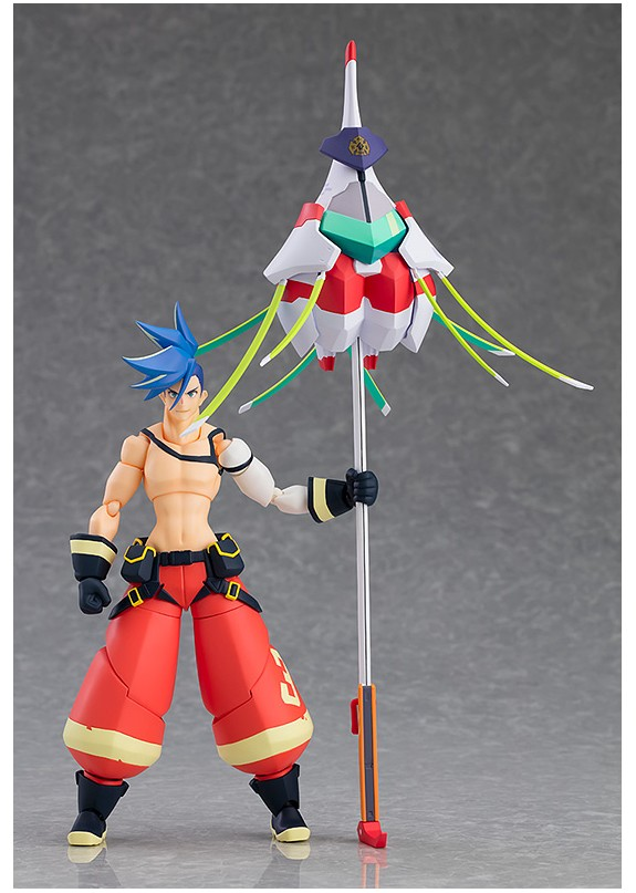 PROMARE GALO THYMOS FIGMA AF