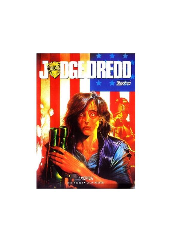 JUDGE DREDD-america