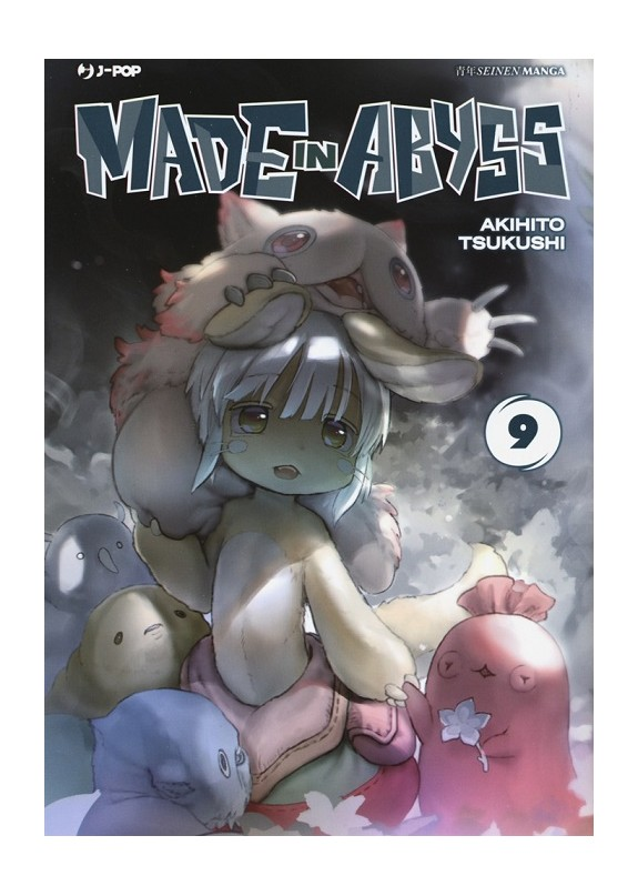 MADE IN ABYSS N.9