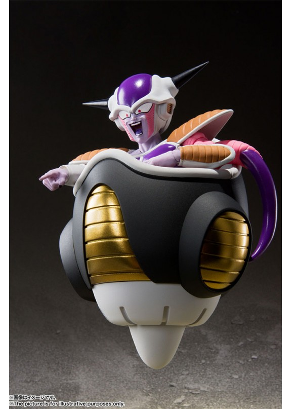 DRAGON BALL Z FRIEZA FIRST FORM+ POD SET