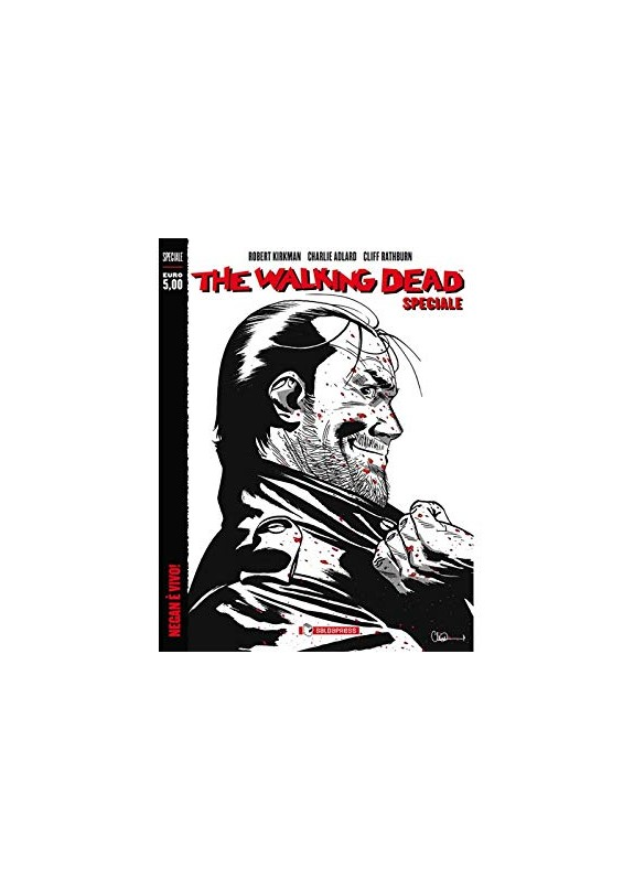 THE WALKING DEAD SPECIALE NEGAN è VIVO! VARIANT