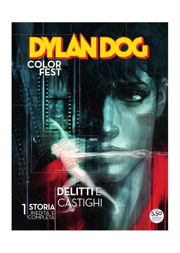 DYLAN DOG COLOR FEST N.33