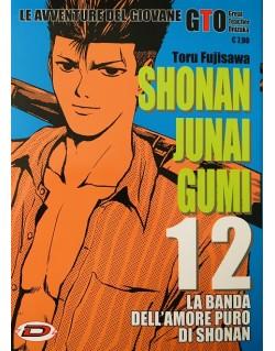 GTO SHONAN JUNAI GUMI 12