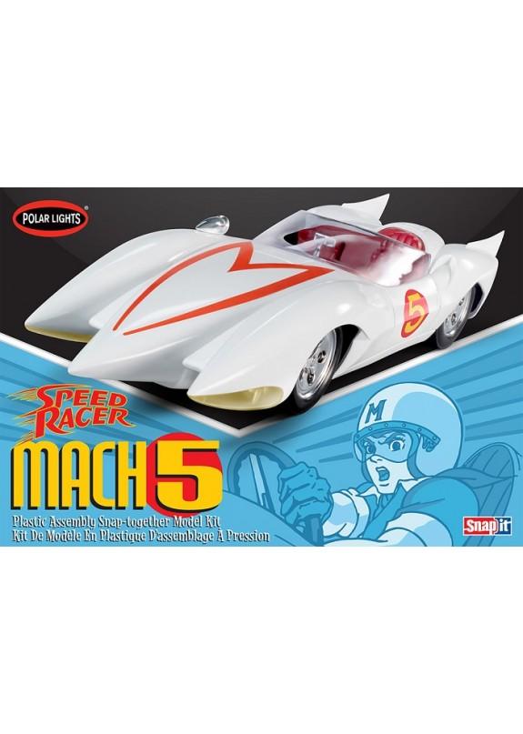 SPEED RACER MACH 5 MODEL KIT