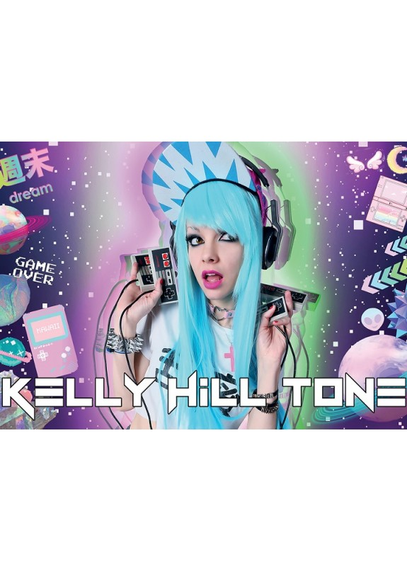 KELLY HILL TONE POSTER 1
