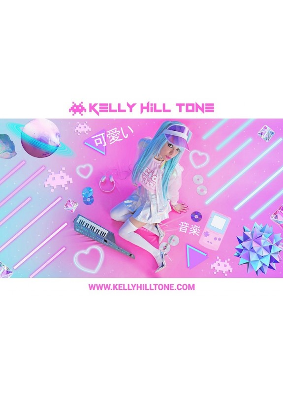 KELLY HILL TONE POSTER 2