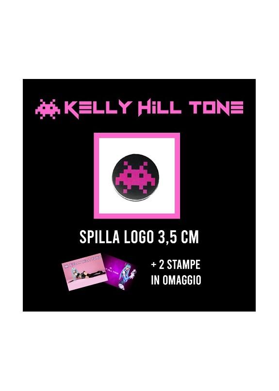 KELLY HILL TONE SPILLA + 2 stampe omaggio