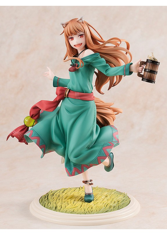 HOLO SPICE AND WOLF 10TH ANNIVERSARY STATUE