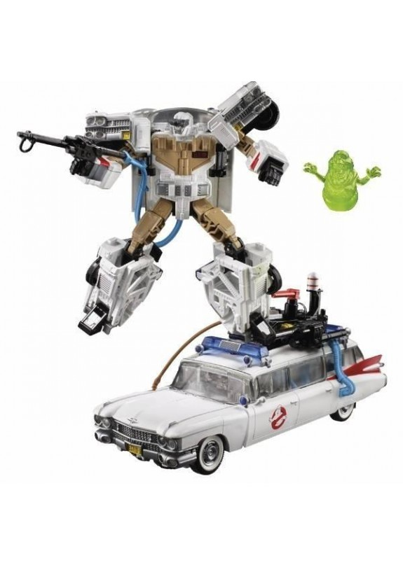 TRANSFORMERS AFTERLIFE VEHICLE ECTO 1