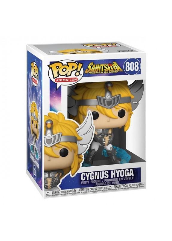 SAINT SEIYA CYGNUS HYOGA FUNKO POP #808