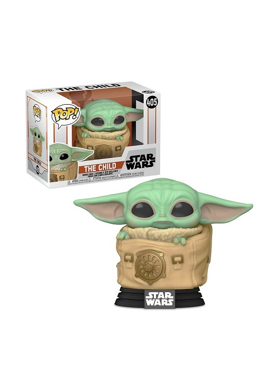 STAR WARS THE CHILD FUNKO POP #405