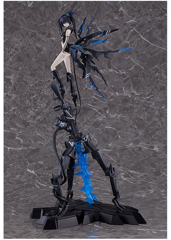 BLACK ROCK SHOOTER INEXHAUSTIBLE VER STATUE