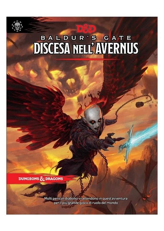 DUNGEONS & DRAGONS 5a Edizione - DISCESA NELL'AVERNUS