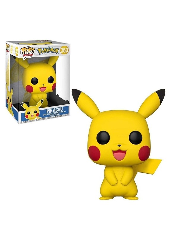 POKEMON PIKACHU OVERSIZED 25cm FUNKO POP #353