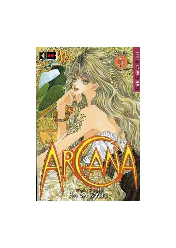 ARCANA N.5
