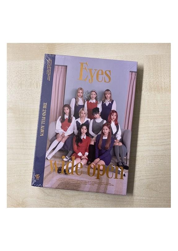 Twice - Eyes Wide Open (Retro Version)