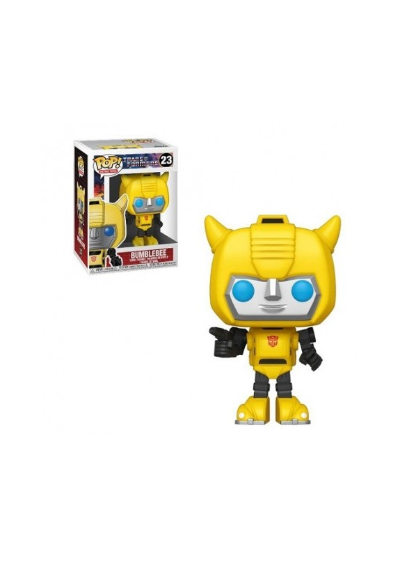 TRANSFORMERS BUMBLEBEE FUNKO POP #23