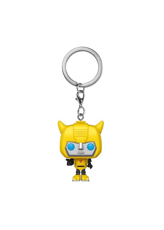TRANSFORMERS BUMBLEBEE POCKET POP