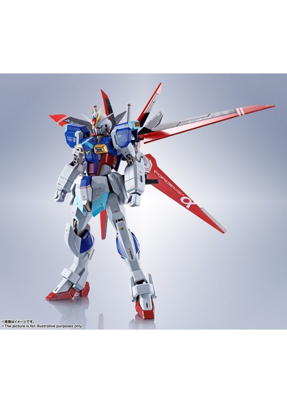 METAL ROBOT SPIRITS FORCE IMPULSE GUNDAM