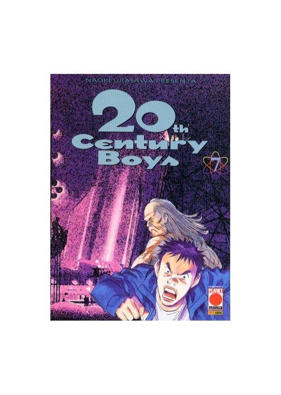 20TH CENTURY BOYS N.7