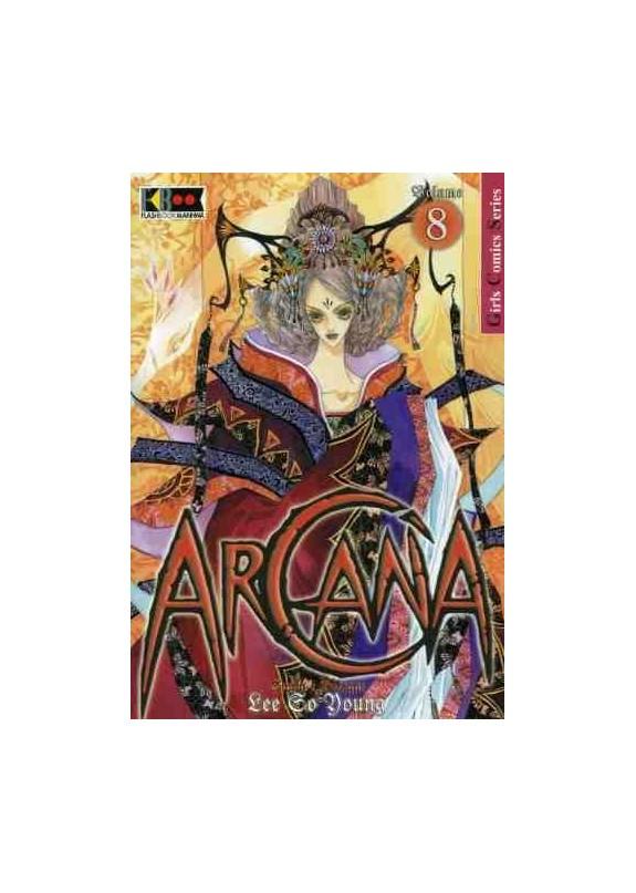 ARCANA N.8