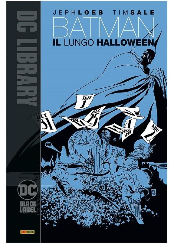 BATMAN IL LUNGO HALLOWEEN ( VOLUME UNICO )