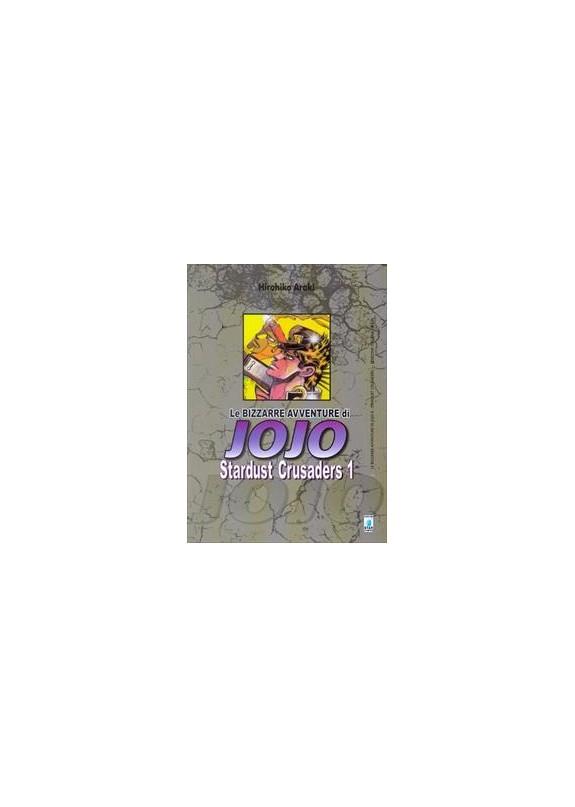 BIZZARRE AVVENTURE DI JOJO N.8 STARDUST CRUSADERS N.1 (DI 10)