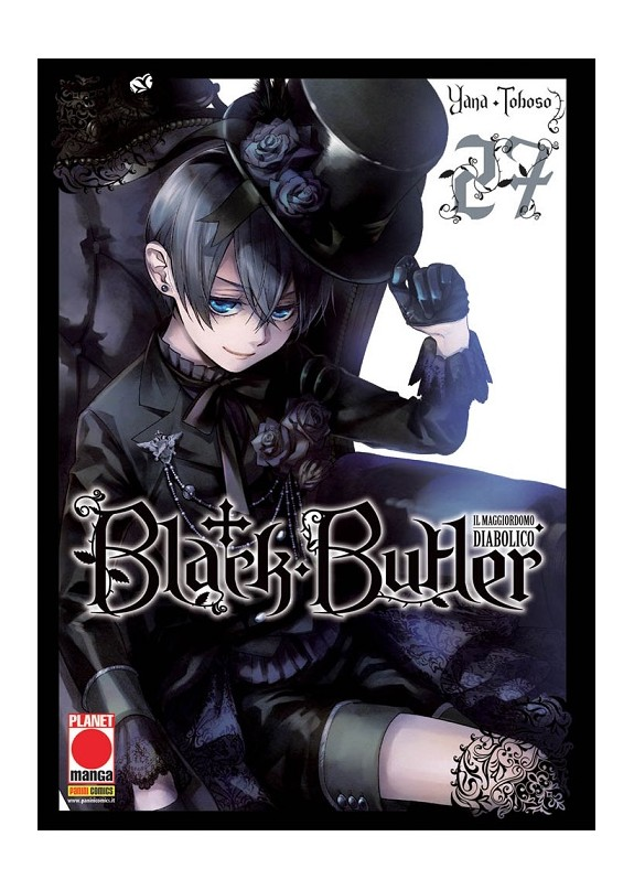 BLACK BUTLER N.27 (rist)