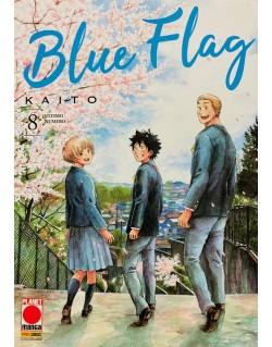 BLUE FLAG N.8 (DI 8)