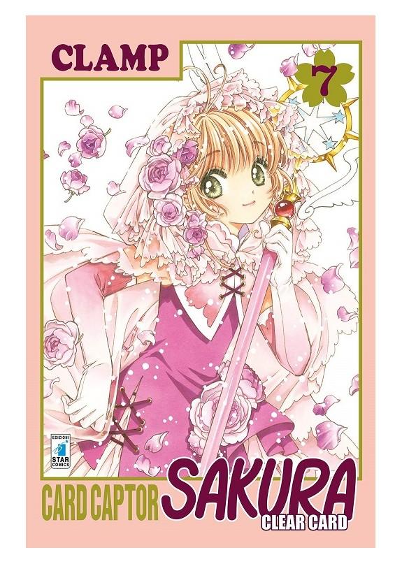 CARD CAPTOR SAKURA CLEAR CARD N.7