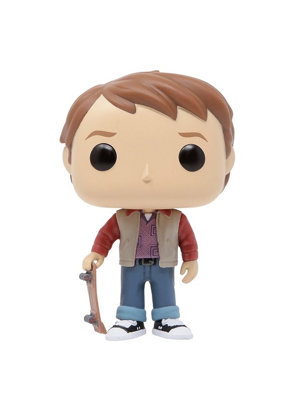 BACK TO THE FUTURE MARTY 1955 FUNKO POP 957