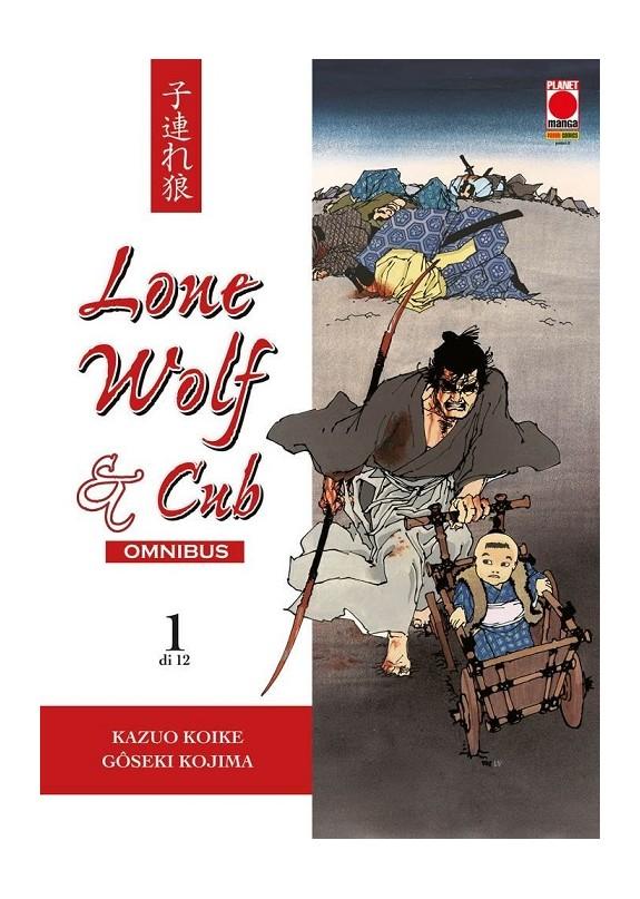 LONE WOLF & CUB OMNIBUS N.1 (DI 12)